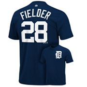 Majestic Detroit Tigers Prince Fielder Tee - Boys' 8-20