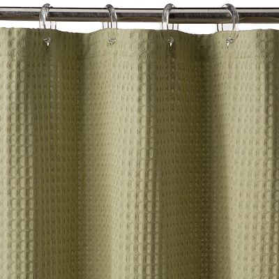 SONOMA life + style Ultimate Performance Waffle Fabric Shower Curtain
