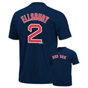 Majestic Boston Red Sox Jacoby Ellsbury Tee - Big and Tall