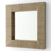 Natural Wall Mirror
