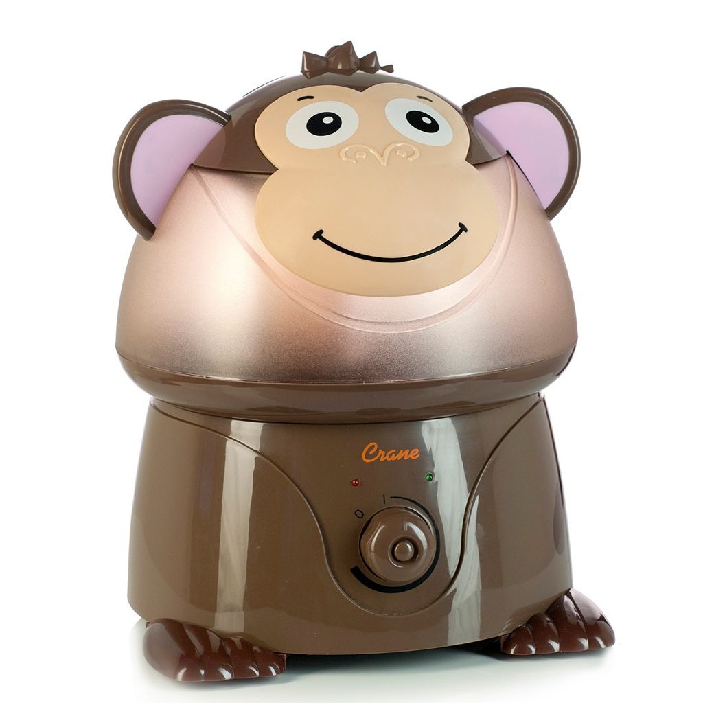 Crane Mya The Monkey Air Humidifier