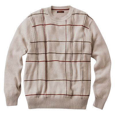 Dockers Plaid Sweater