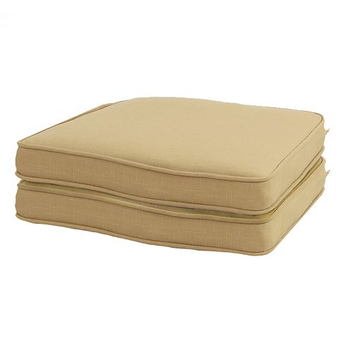 SONOMA Goods for Life™ Madera 2-pk. Patio Chair Seat Replacement Cushions