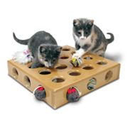 Pioneer Pet SmartCat Peek-A-Prize Toy Box