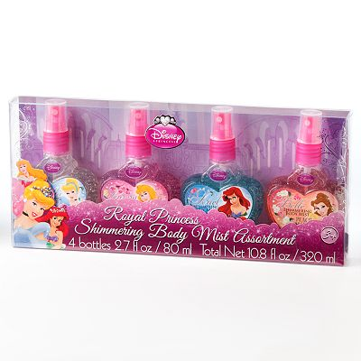 Disney Princess 3-pc. Shimmering Body Mist Gift Set