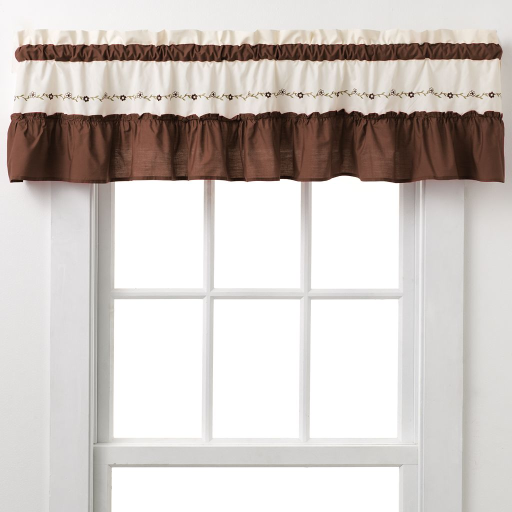 CHF & You Jayden Window Valance