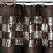 Popular Bath Elite ORB Fabric Shower Curtain