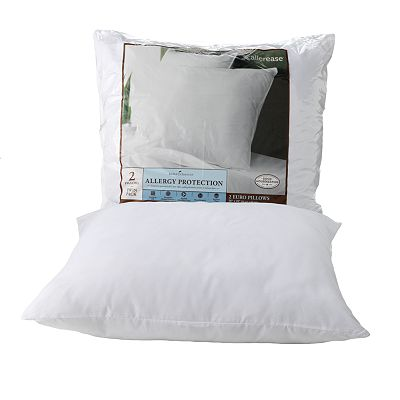 Home Classics Aller-Ease 2-pk. Euro Pillows