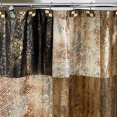 Popular Bath Zambia Fabric Shower Curtain