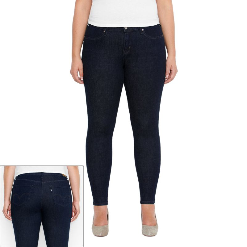 Levi's Denim Leggings - Women's Plus