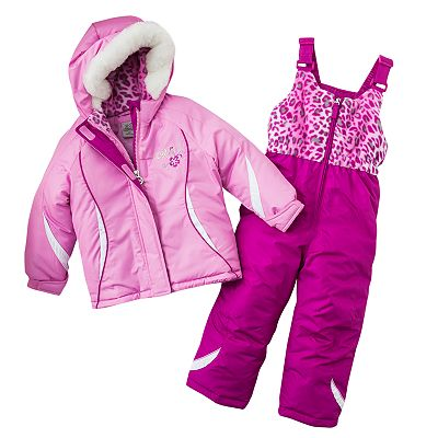 ZeroXposur Brook Jacket and Snowpants Set - Toddler
