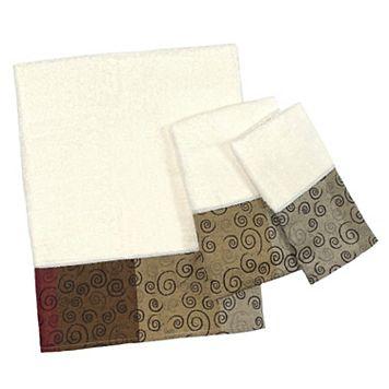 Popular Bath Miramar 3-pc. Bath Towel Set