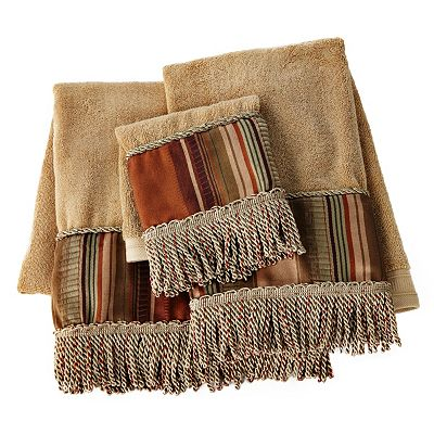 Popular Bath Contempo 3-pc. Bath Towel Set