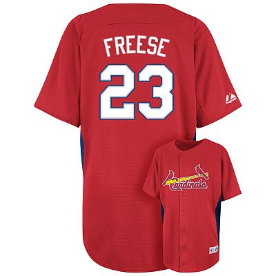 Majestic St. Louis Cardinals David Freese MLB Jersey - Boys 8-20