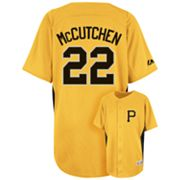 Majestic Pittsburgh Pirates Andrew McCutchen MLB Jersey - Boys 8-20