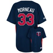 Majestic Minnesota Twins Justin Morneau MLB Jersey - Boys 8-20