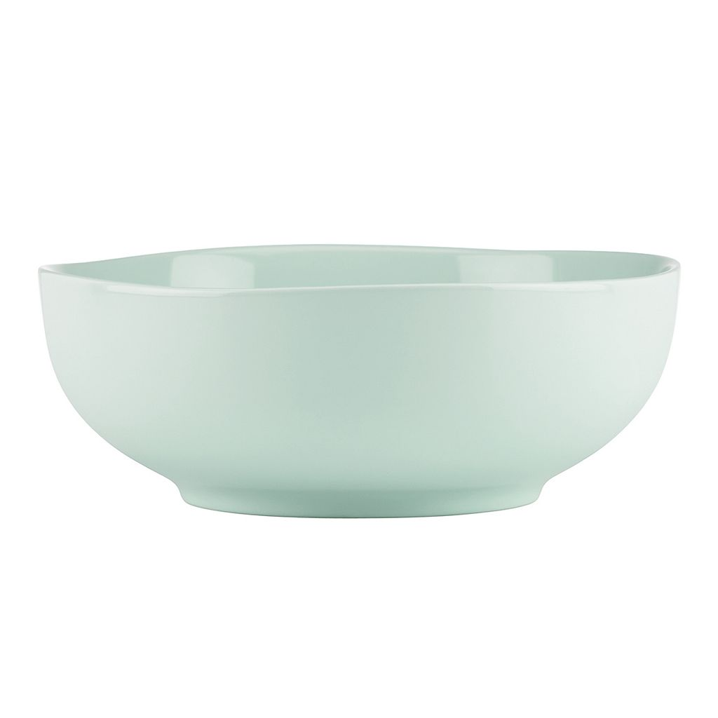 Lenox Origins Blue Ice Serving Bowl