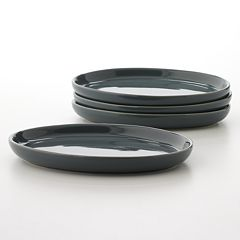 Denby Blue 4-pc. Side Plate Set