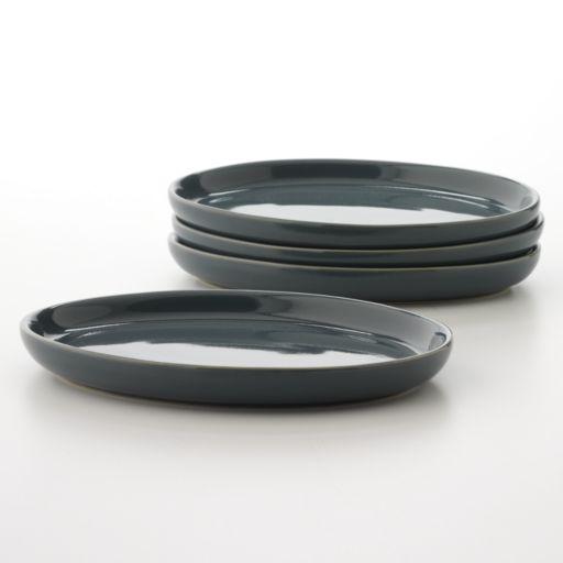 Denby Blue 4-pc. Side Plate Set