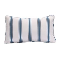 HH Beach House Striped Decorative Pillow