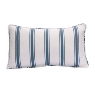 HH Beach House Striped Decorative Pillow
