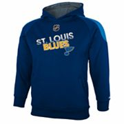 St. Louis Blues Performance Fleece Hoodie - Boys 8-20