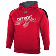 Detroit Red Wings Performance Fleece Hoodie - Boys 8-20