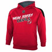 New Jersey Devils Performance Fleece Hoodie - Boys 8-20