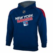 New York Rangers Performance Fleece Hoodie - Boys 8-20