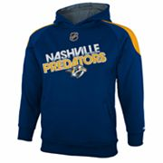 Nashville Predators Performance Fleece Hoodie - Boys 8-20