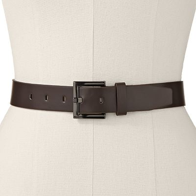 Apt. 9 Square-Buckle Belt