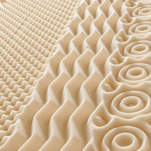 Cameo 3-in. 7-Zone Queen Memory Foam Mattress Topper - 58'' x 78''