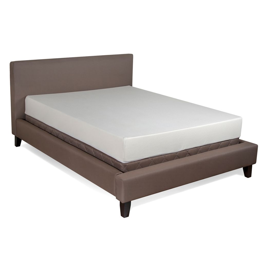 Cameo Memory Foam 7 In Mattress Queen