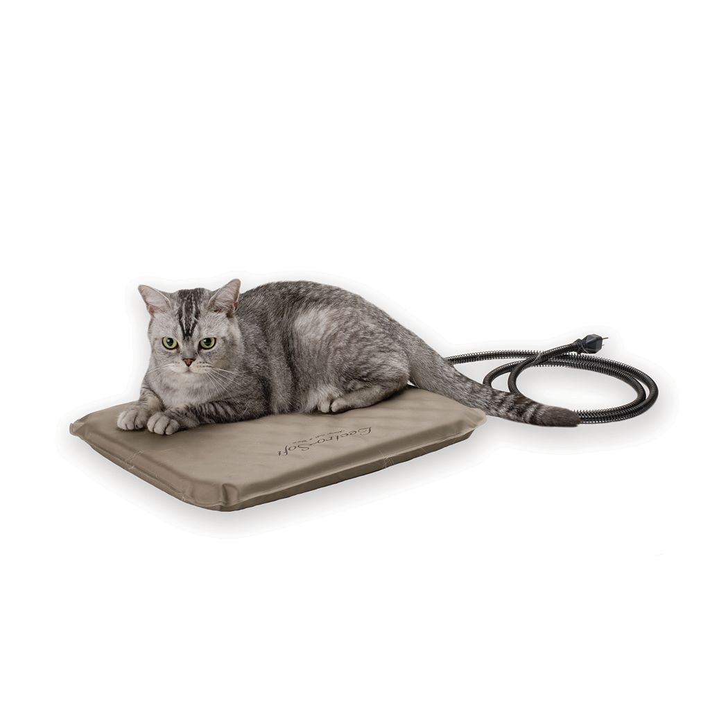 K&H Pet Lectro-Soft Heated Rectangle Pet Bed - 18