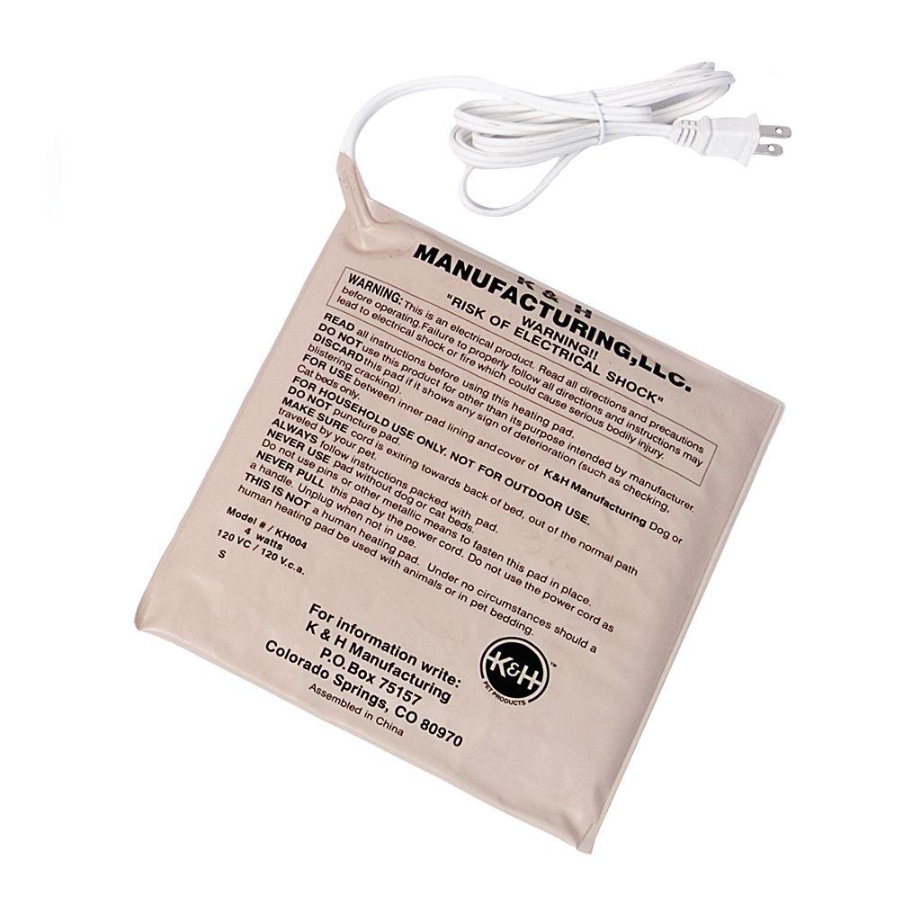 K&H Square Pet Bed Warmer - 9