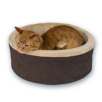 K&H Pet Thermo-Kitty Round Pet Bed - 20