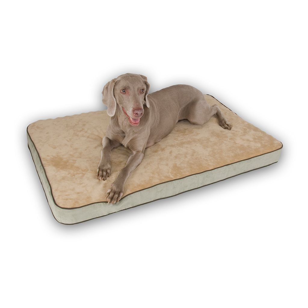 K&H Pet Memory Sleeper Rectangle Pet Bed - 45