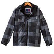 Free Country Plaid Boarder Jacket - Men
