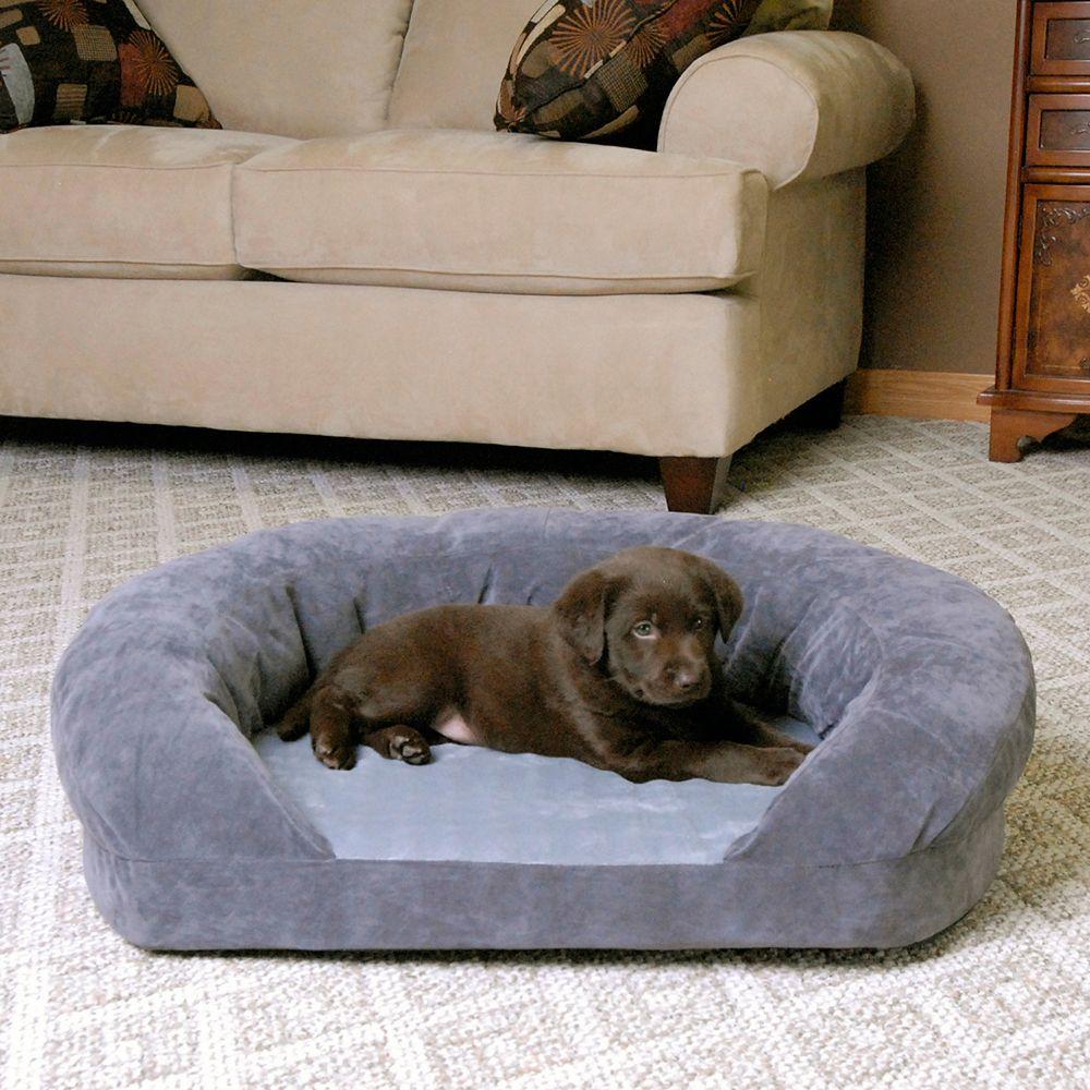 "K&H Pet Ortho Sleeper Oval Pet Bed - 20"" x 16"""