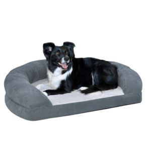 K and H Pet Ortho Sleeper Oval Pet Bed - 40'' x 33''