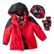 ZeroXposur Anvil Jacket - Boys 4-7