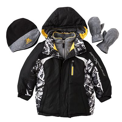 ZeroXposur Rocket Air Jacket Set - Boys 4-7