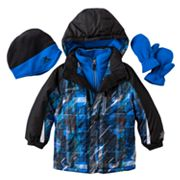 ZeroXposur Taurus Jacket Set - Boys 4-7