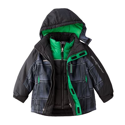 ZeroXposur Outlast Systems Jacket - Boys 4-7