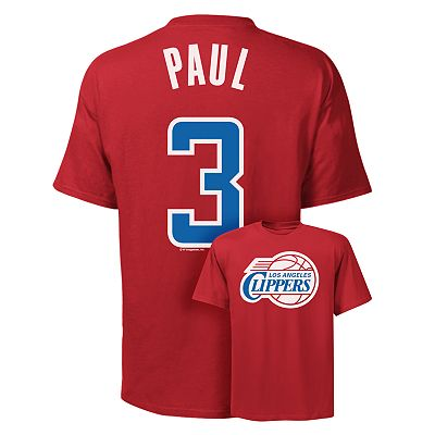 Majestic Los Angeles Clippers Chris Paul Tee