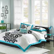 MiZone Santorini Comforter Set - Full/Queen