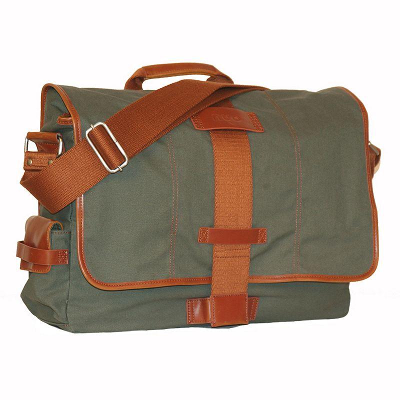 Nuo Canvas Messenger Bag