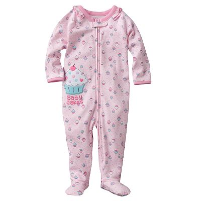 First Moments Baby Cakes Raglan Sleep and Play - Baby