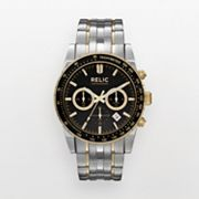 Relic Brady Two Tone Stainless Steel Chronograph Watch - ZR66050 - Men