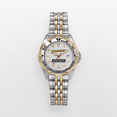 Anaheim Ducks Stainless Steel Two Tone Watch - MDU103 - Men